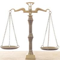 Vintage Balance Scale